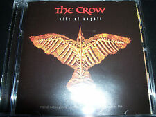 The Crow City Of Angels Soundtrack CD – Like New