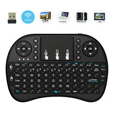Mini i8 2.4GHz Wireless Keyboard Touchpad for PC Smart TV Android Box Tablet Pad