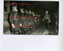 ORIGINAL PRESSEFOTO: ... OF THE VAULTS - WOHL GARDE in ENGLAND - 50ger Jahre
