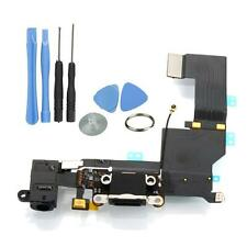 Charger Charging Dock Port Connector Flex Cable Replacement for iPhone 5S + Tool