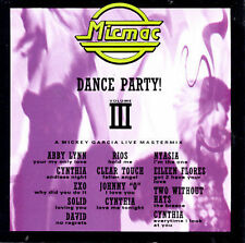 Various Artists Micmac Dance Party 3 CD