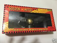 Golden Snitch Moving ~ Quidditch ~ Wizarding World of Harry Potter Universal NEW