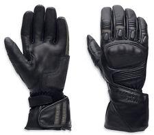 Harley Davidson Gauntlet Performance Leather Glove 98254 13VM.MEN's L & 2XL NEW