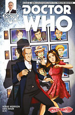 DOCTOR WHO 12TH TWELTH DOCTOR #1 INFINITY & BEYOND EXCLUSIVE COVER LTD TO 1000