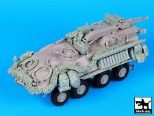 Black Dog 1/35 USMC LAV-R Recovery Vehicle Accessories Set (Trumpeter) T35118