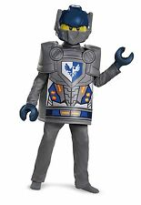 LEGO Nexo Knights Clay Deluxe Costume (Medium) Medium New