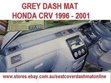 GREY DASH MAT, DASHMAT, DASHBOARD COVER FIT HONDA CRV 1996 - 2001, GREY