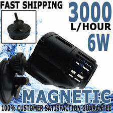 SunSun Wave Maker Aquarium Fish Tank Aqua Marine Magnetic Water Pump 3000lph New