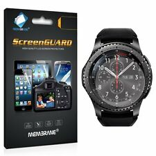 3 Ultra Clear Anti Scratch Screen Cover protectors For Samsung Gear S3 Frontier