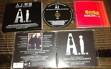 LARA FABIAN JOSH GROBAN .RARE CD TAIWAN ARTIFICIAL INTELLIGENCE A.I.WARNER BROS