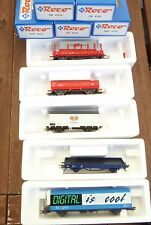 Roco 41155 colección 5 unidades de vagones favorables de DB AG ep.5/6 nem, kkk, en OVP