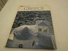Greece History Book Lot / Set Life World Library & The Greeks by HDF Kitto
