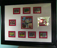Toy Story - Buzz Lightyear and Woody stamps - mounted frame