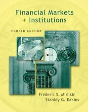 G, Financial Markets and Institutions (4th Edition), Frederic S. Mishkin, Stanle