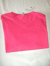 NEW OUTWEAR T-SHIRT MANCHES LONGUES COL V 14 ANS FILLE