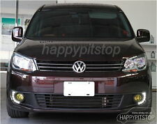 VW CADDY 2011-up DRL lights daytime running light LED fog lamp cover lamps