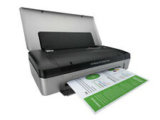 NEW HP Officejet 100 Mobile Inkjet Printer 500 Pages CN551A +Free Microsoft 2010