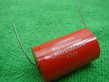 2 Audiophiler MKP 4.7uF 400V 12V audio grade capacitor