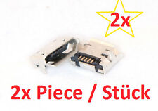 Micro Mini USB Jack port SMD Female Socket Einbaubuche power connector 5 Pin M1