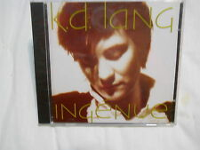 Ingenue by k.d. lang (CD, Mar-1992, Sire)