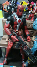 Marvel Legends 2-pack Red Deadpool Authentic