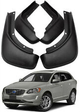 NEW OEM FRONT & REAR Splash Guards Mud Guards Mud Flaps FOR 2014-2016 Volvo XC60
