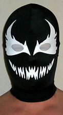 Venom Mask Costume comic hood