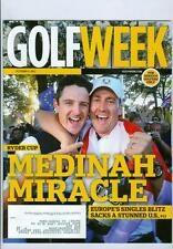 2012 Golf Week Magazine: Ryder Cup: Medinah Miracle