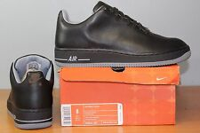 NIKE AIR FORCE 1 ONE LTD Seamless Laser Sz 8 DS Black VTG Vintage 309063-001