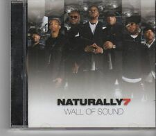 (FX540) Naturally7, Wall Of Sound - 2008 CD