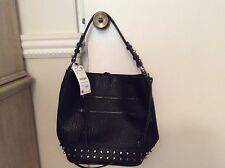 Zara NWT black handbag