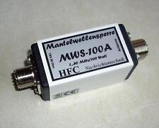 MWS 100 A Dispositif de verrouillage de manteau arbre - Ondes courtes / 100 Watt