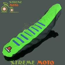 New Gripper Soft Seat Cover For Kawasaki KXF450 KX450F 12-16 Dirt Bike Motocross