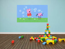 New - Peppa Pig - kids - Massive Wall Poster/Picture/Art