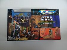 Galoob Star Wars Micro-Machines Chewbacca/Endor  Action Play Set  IN SEALED BOX