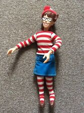 Where's Wally? Wanda Doll Figure Large 18 Inch Collectable Rare 1991 Mattel