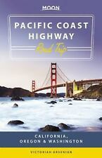 Moon Pacific Coast Highway Road Trip: California, Oregon & Washington (Moon...