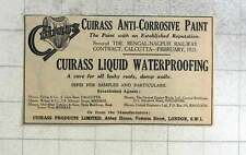 1925 Cuirass Ia Liquid Waterproofing, Anticorrosive Paint