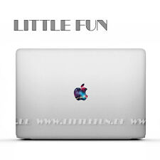 Macbook Logo Aufkleber Sticker Skin Decal Macbook Pro 13 15 Air 13 L22 Bunt