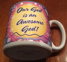 FIB Flowers Inc Balloons Coffee Mug #692400 - Our GOD Is An Awesome GOD