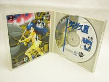 VALIS II 2 Item REF/ccc PC-Engine CD PCE Grafx Import JAPAN Video Game pe