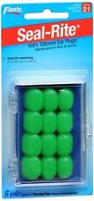 2 Pack - Flents Kid's Silicone Ear Plugs #265 6 Pairs Each