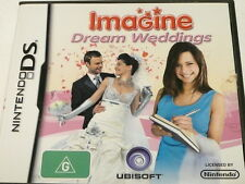 "IMAGINE ""DREAM WEDDINGS""  DS/DSI/3D  ""preowned"" AUZ SELLER"