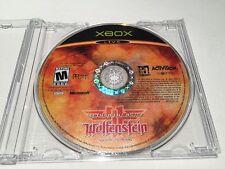 Return to Castle Wolfenstein: Tides of War (Microsoft Xbox) CD in Plain Case Exc