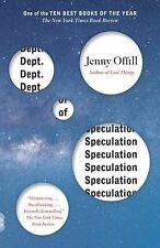 Jenny Offill - Dept Of Speculation (2014) - New - Trade Paper (Paperback)