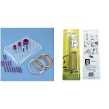 Beadalon Beginner Thing-a-ma-jig & The Coiling Gizmo Wire Wrapping Kit 2 Pcs
