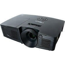 Optoma S316 Full 3D SVGA 3200 Lumen DLP Projector with Superior Lamp Life & HDMI