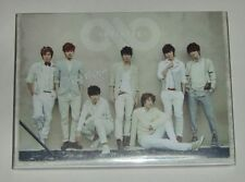 INFINITE Be Mine Japan First Limited C CD+9Cards