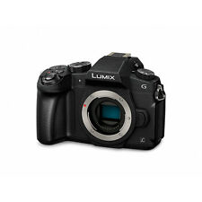 Panasonic LUMIX G85 16.0MP Mirrorless Digital Camera - Black (Body Only)