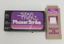 Working 1979 Milton Bradley Microvision Phaser Strike Cartridge with Box R8440
